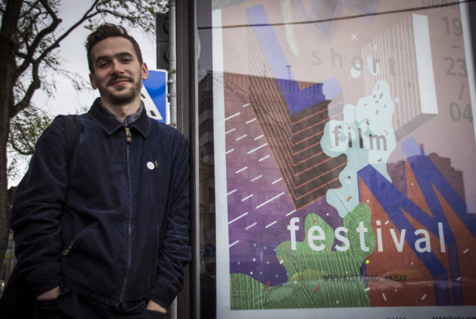 Kyrylo Marikuca pro festyval korotkogo metru KISFF