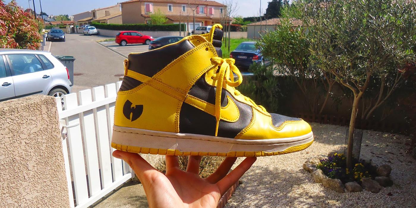 Индивидуально пронумерованные кроссовки с узнаваемым черно-желтым верхом и  заветной вышитой W в зоне пятки служат объектом желания тысяч  коллекционеров по ... d984ce93ec1