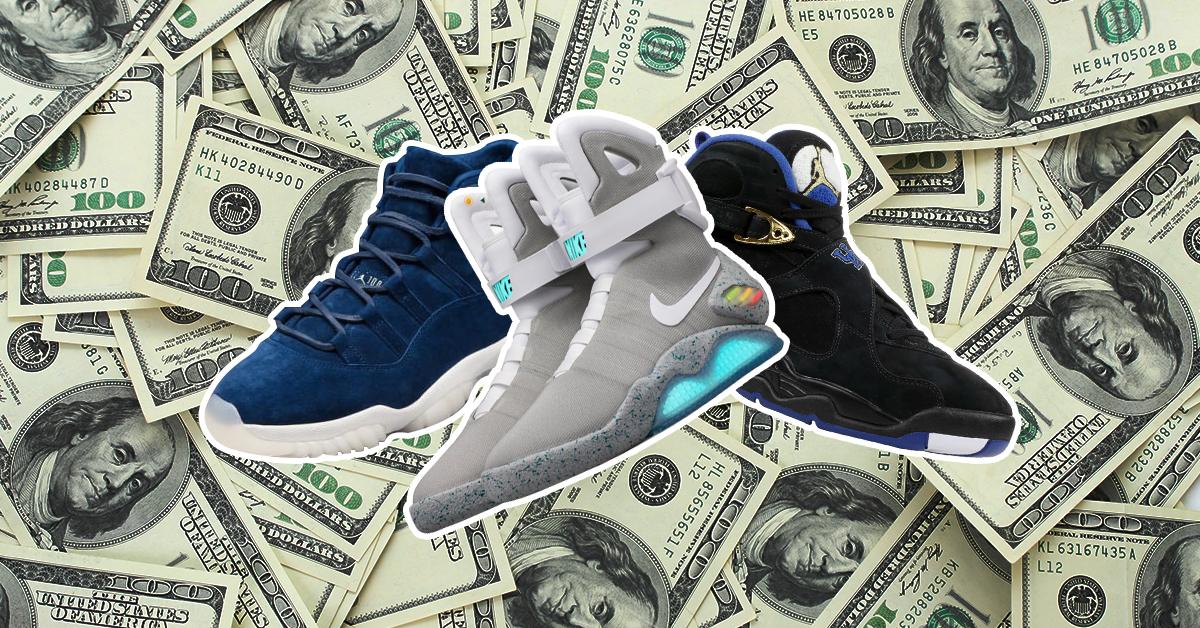 c9d73c75 14 самых дорогих пар кроссовок в мире — DTF MAGAZINE | DON'T TAKE FAKE