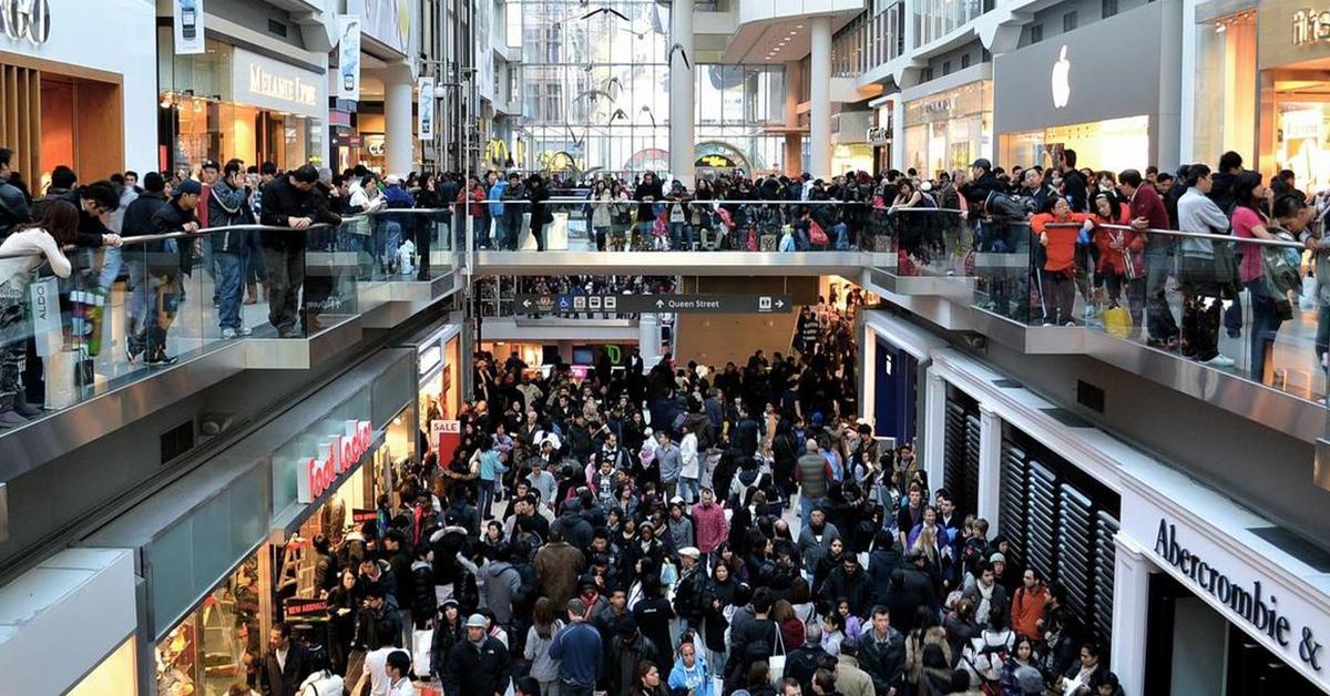 0bfae42a670 Магазины потеряли 38 миллиардов долларов за год из-за очередей — DTF ...