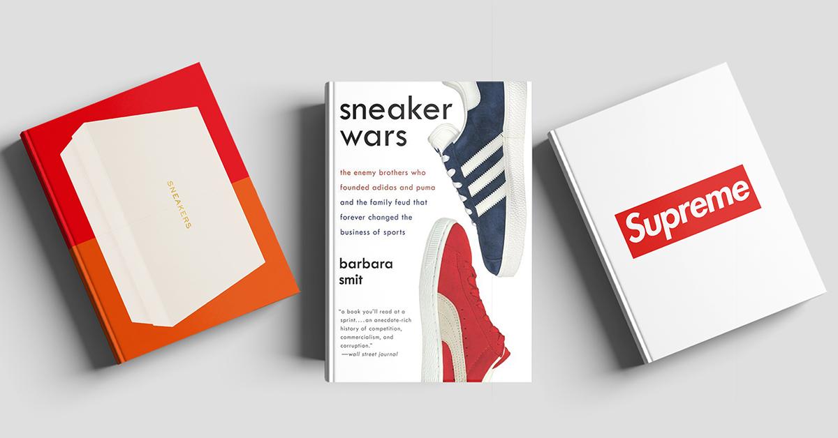 43c9903a Истории Nike, Supreme, Vans и еще четыре книги о мировых брендах ...