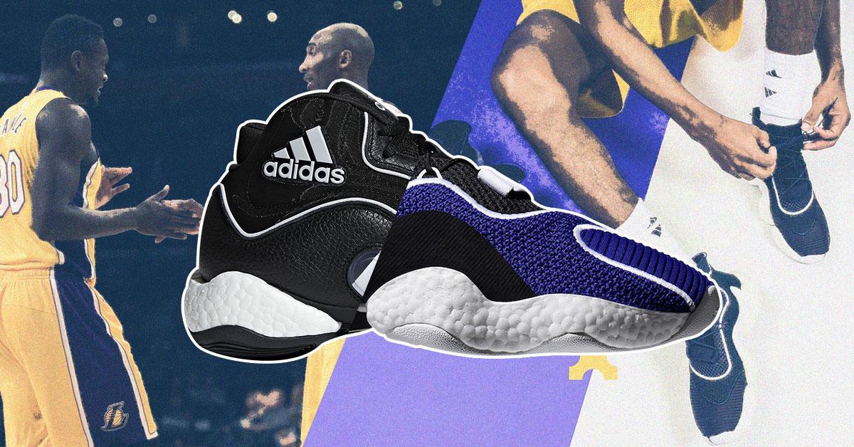 006af05cc228 Crazy sneaker»: Что нужно знать о кроссовках adidas Crazy BYW — DTF ...