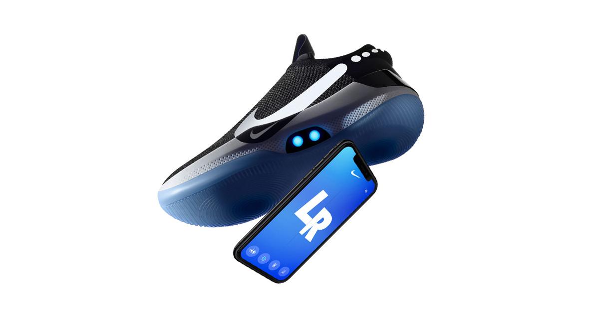 9389647c Будущее кроссовок»: Что нужно знать о модели Nike Hyper Adapt BB ...