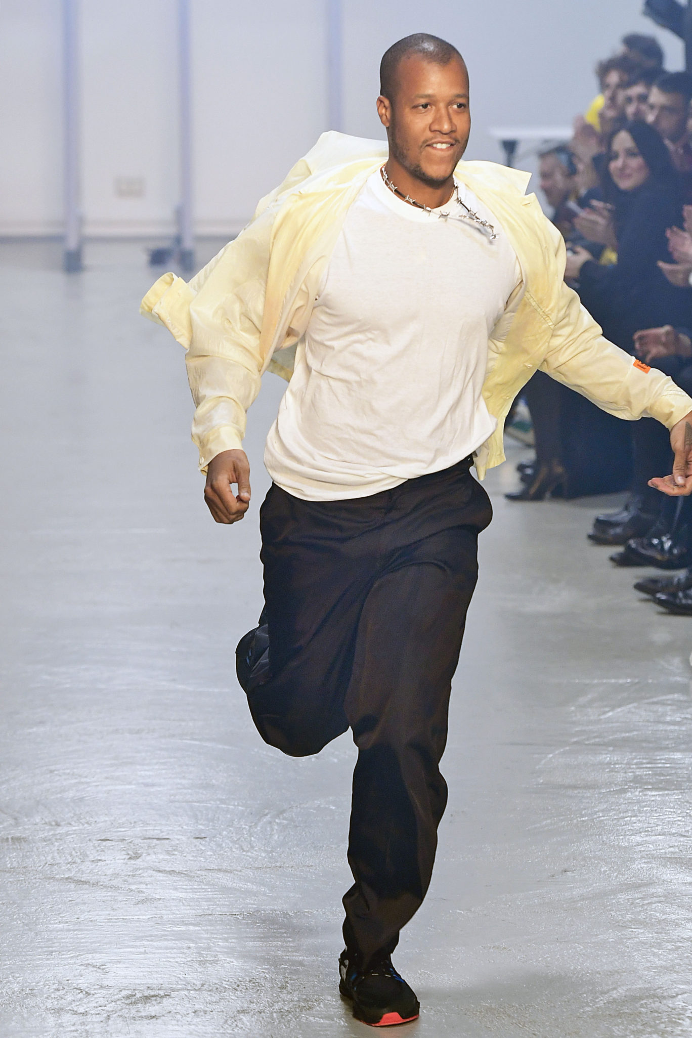 Heron Preston : Runway - Paris Fashion Week - Menswear F/W 2019-2020
