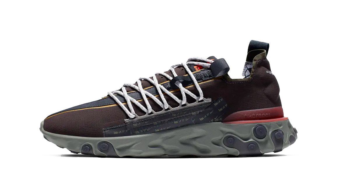 fd3222b9 Первый взгляд: Кроссовки Nike React WR ISPA — DTF MAGAZINE   DON'T ...
